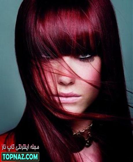 موهای بلند دخترانه 2012