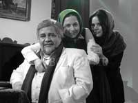 عکس محمدرضا شریفی نیا و دخترانش