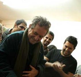 عکسی از تولد 38 سالگی حامد بهداد