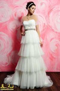 جدیدترین مدلهای لباس عروس امسال