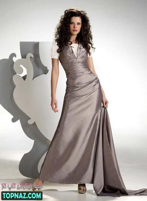 لباسهای بلند زنانه مخصوص میهمانی
