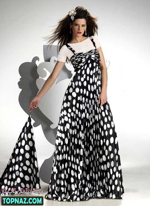 لباس میهمانی تابستان 2012