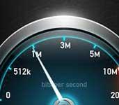 برنامه تست سرعت اینترنت برای آندروید