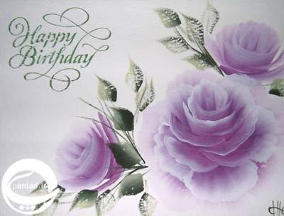 تبریک روز تولد