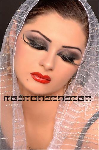 میکاپ عربی