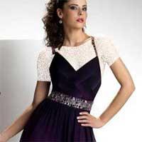 مدل لباسهای بلند زنانه ویژه میهمانی