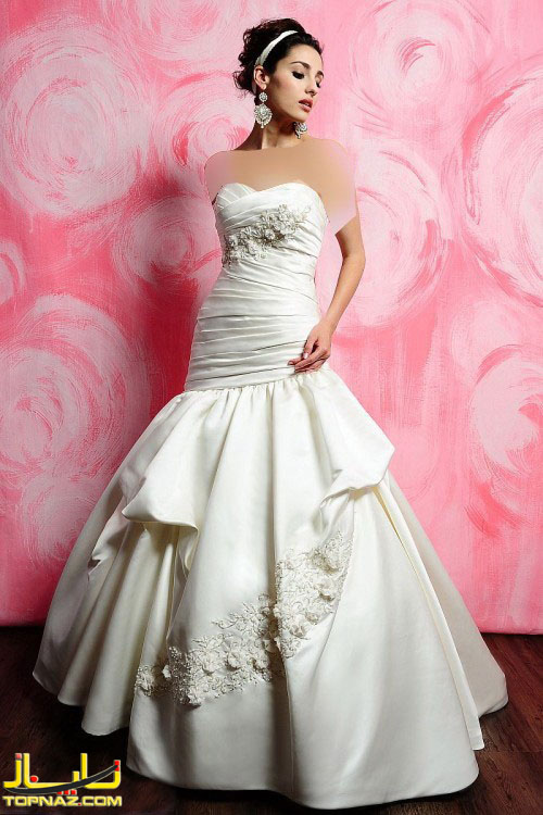 لباس عروس شیک امسال