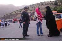 آغاز فاز جدید برخورد با بدحجابان در تهران+عکس