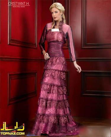 مدل لباس ماکسی بلند تابستان 2012