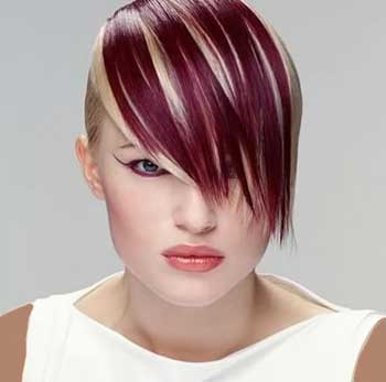 مدل مش هایلایت جدید 2012