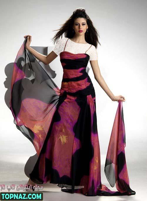 لباس مجلسی تابستان 2012