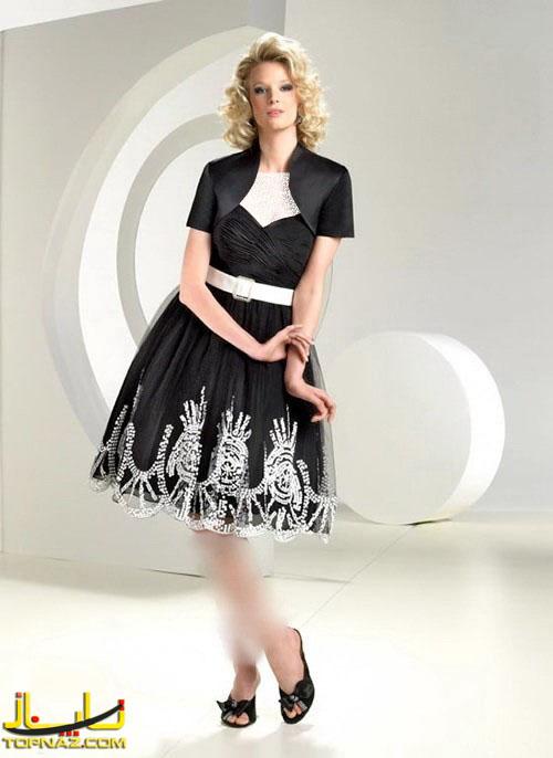 مدل کت و دامن کوتاه دخترانه 2012