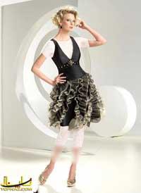 مدل 2012 کت و دامن کوتاه زنانه