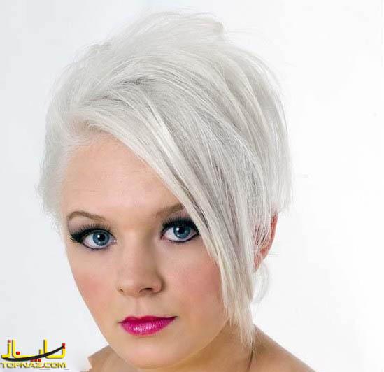 رنگ موی تابستان 2012