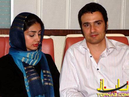 همسر محمد رضا فروتن