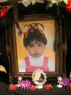تصاویر کودکان فوت شده در خاله شادونه