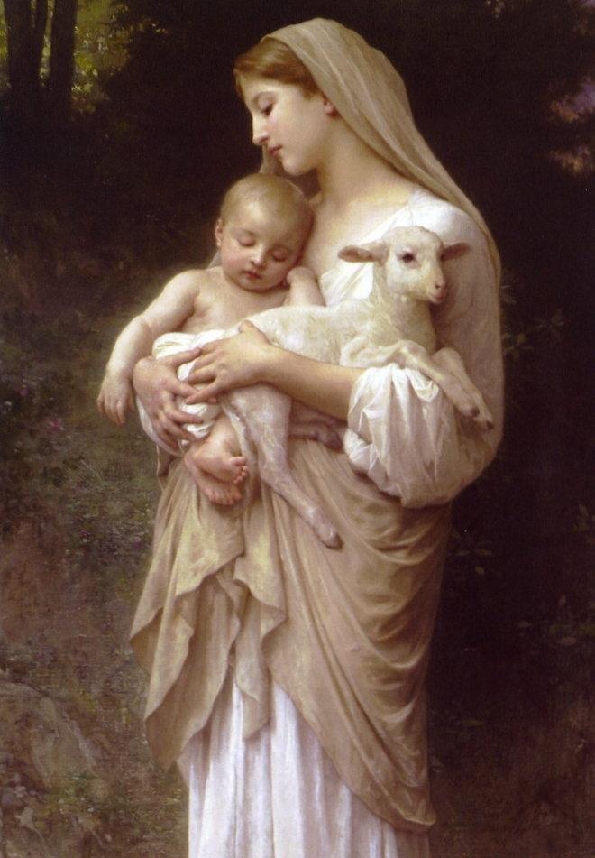 نقاشیهای زیبا مخصوص روز مادر