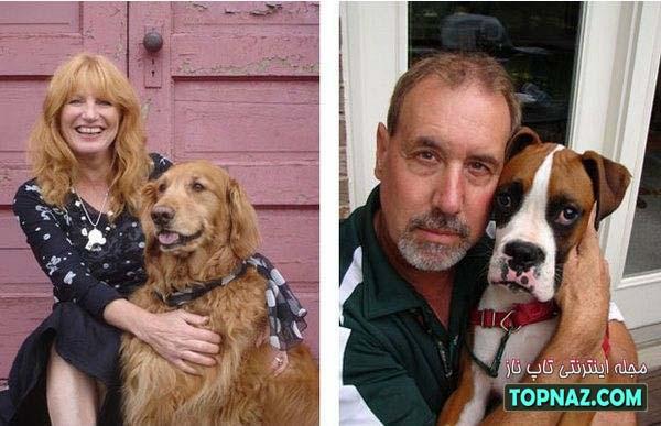 سگ و بشر