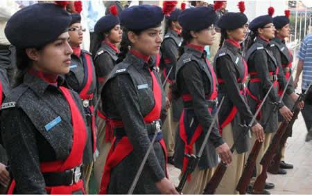 پلیس زنان پاکستان