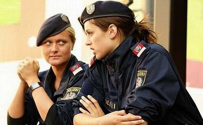 پلیس زنان استرالیا