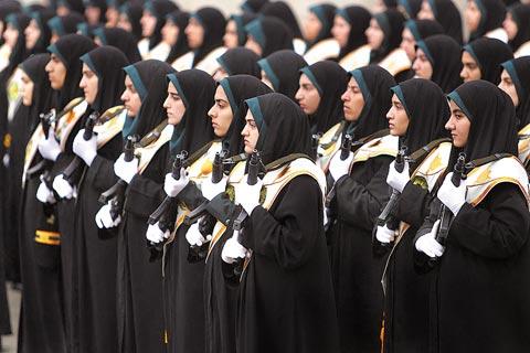 پلیس زنان ایران