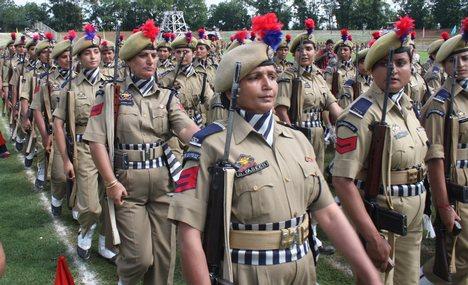 زنان پلیس هندی