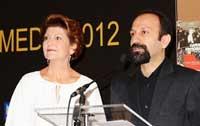 اصغر فرهادی در جشنواره کن+تصاویر