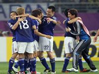 پیروزی پر گل ژاپن مقابل عمان در مقدماتی جام جهانی
