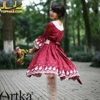 مدل های لباس تابستانی برای دخترها