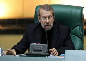 ریاست مجلس نهم به علی لاریجانی رسید