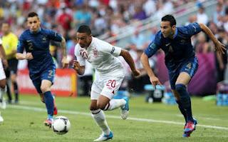 بازی فرانسه انگلیس