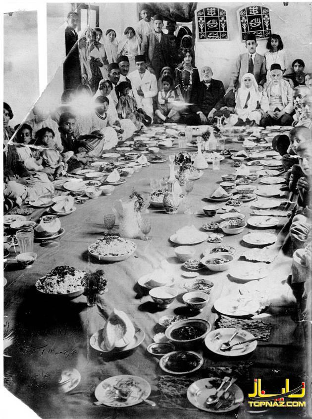 میهمانی ایرانی