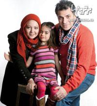 رزیتا غفاری از ازدواج عاشقانه اش می گوید+عکس همسرش