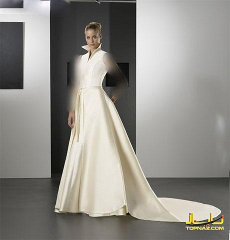 مدل لباس عروس تابستان 2012