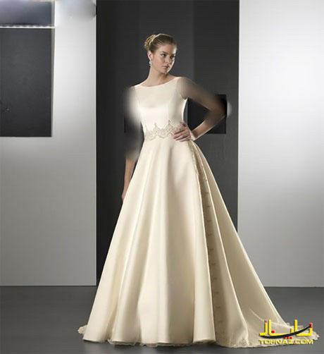 لباس عروسی شیک و جدید