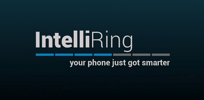 کنترل صدای گوشی با IntelliRing v1.0.2