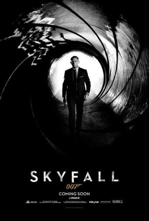۲۰۱۲ Skyfall