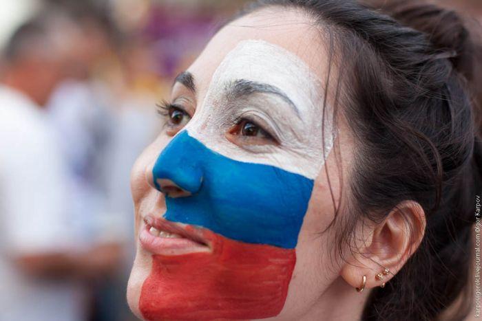 تصاویر زیبا از احساسات تماشاگران زن یورو 2012 (27)