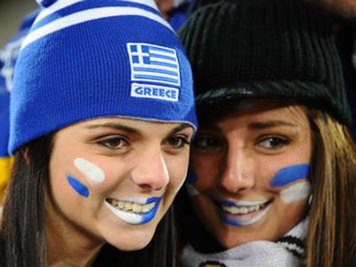 تصاویر زیبا از احساسات تماشاگران زن یورو 2012 (2)