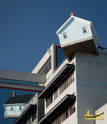House on the Roof by Do Ho Suh