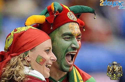 تصاویر زیبا از احساسات تماشاگران زن یورو 2012 (7)