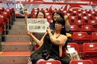 خانم های ژاپنی که طرفدار تیم ایران هستند+عکس