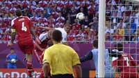 پرتغال با 3 گل دانمارک را شکست داد