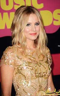کریستن بل بازیگر زن در مراسم اهدای جایزه+تصاویر