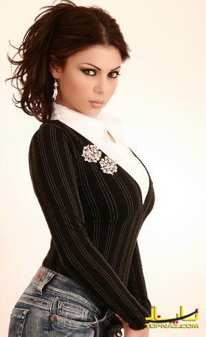 خواننده زن لبنانی