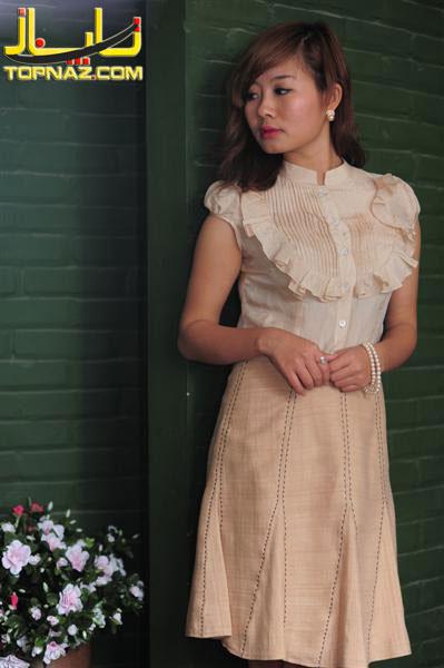 مدل لباس خنک تابستانی مجلسی