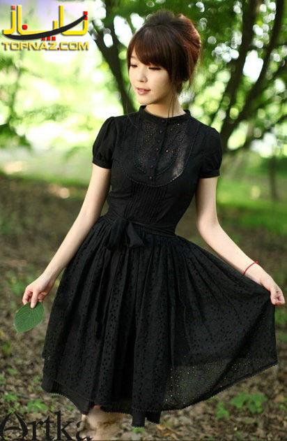 لباس تابستانی زنانه