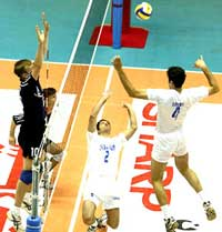 استرالیا به المپیک رفت، والیبال ایران بازماند