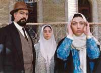 عکسی از ماهایا پطروسیان و داریوش ارجمند 22 سال پیش