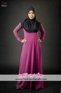 مدل لباس محجبه زنان عرب